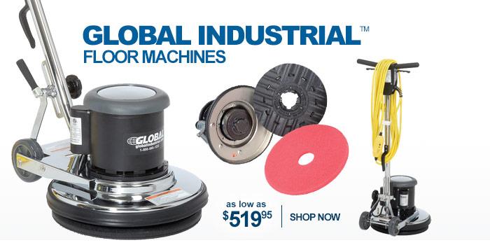Global Industrial™ Floor Machines - as low as $519.95