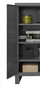 Global™ Heavy Duty 12G Cabinets
