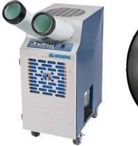 Industrial Portable Air Conditioners