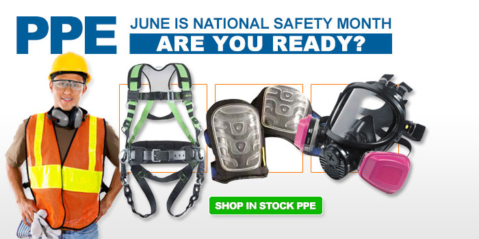 June is National Safety Month - Are you ready