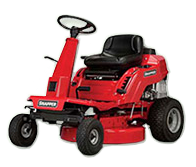 Front Wheel Drive Mowers