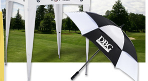 Custom Logo Umbrellas & Outdoor