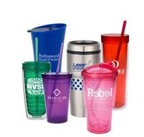 Custom Personalized Drinkware