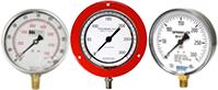 Hydraulic & Pneumatic Pressure Gauges
