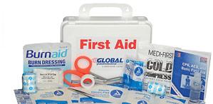 Global First Aid Kits
