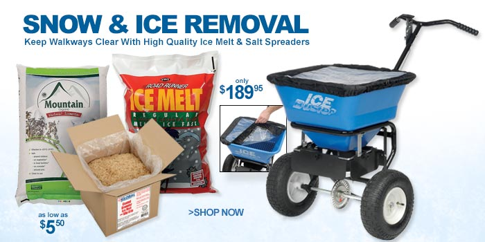 Snow & Ice Removal