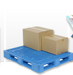 Stackable Food-Grade Plastic Pallets