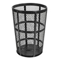 Mesh Trash Receptacles