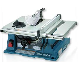 "Makita 10"" Contractor Table Saw"