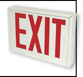 Emergency Lighting And Exit Signs