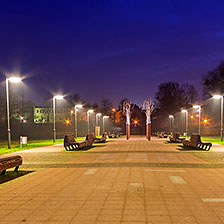Outdoor Area Lighting
